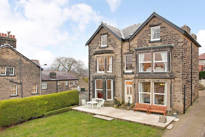 Edwardian Apartment - Ilkley - Lägenhet