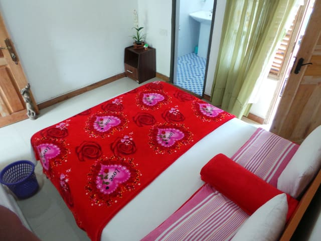 Room with Private Terrace - Room #2 - Nallathanniya - Talo