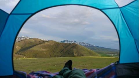 Mountain Top | Dry Campsite #5