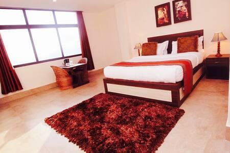 Valley Vista Resort- Executive room with view - Гангтоке - Бутик-отель