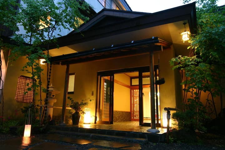 Japanese spiritual places Togakushi ! Ryokan stay & Meal Included