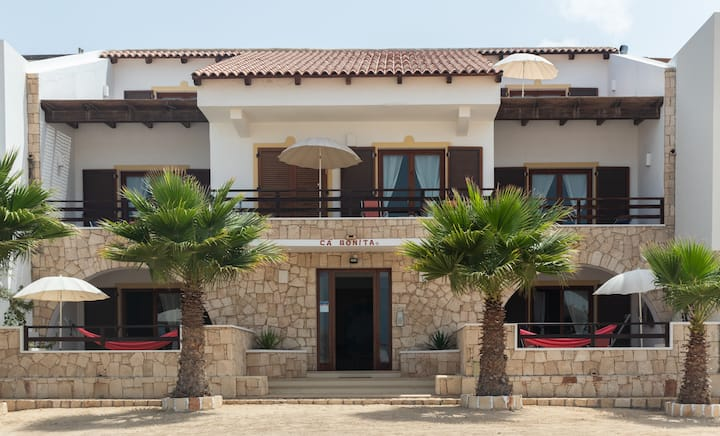 Amazing seaview apartment 1 Boa Vista