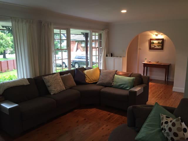 Comfortable and safe family home - Beacon Hill