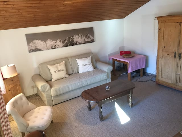 Wonderful mountain feeling surrounded by nature - Kirchberg in Tirol - Apartment
