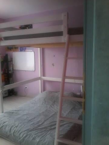chambre privéé a brézé - Maine-et-Loire