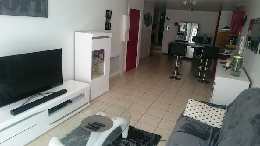 Charmant appartement dans le centre