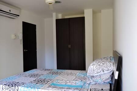 Cómoda habitación de 32 m2 - Barrio Boston - Barranquilla