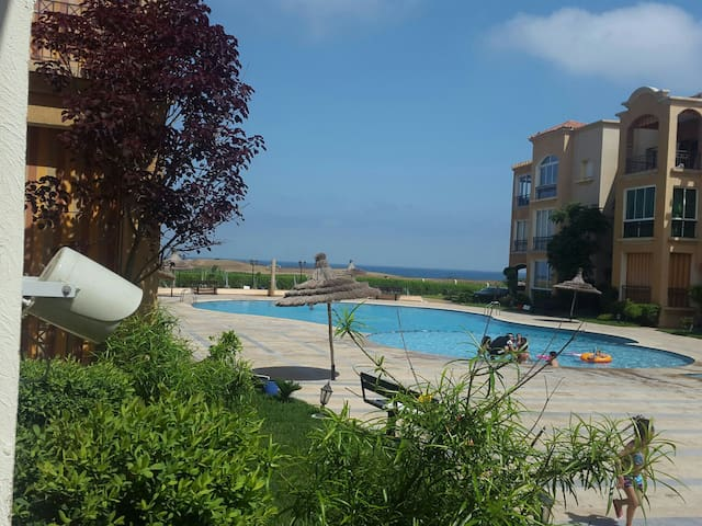 Appartement avec piscine - Mohammedia - Apartment