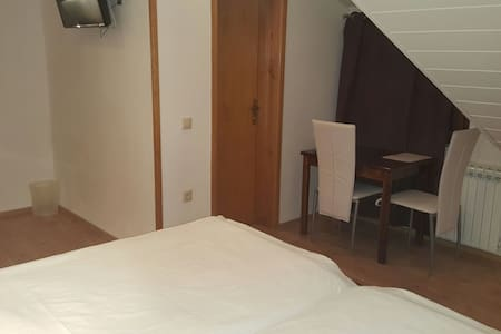 Private double room - Grabovac