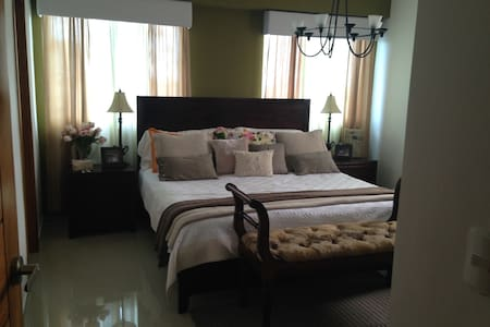 Exclusive Suite with King Size Bed - Santo Domingo