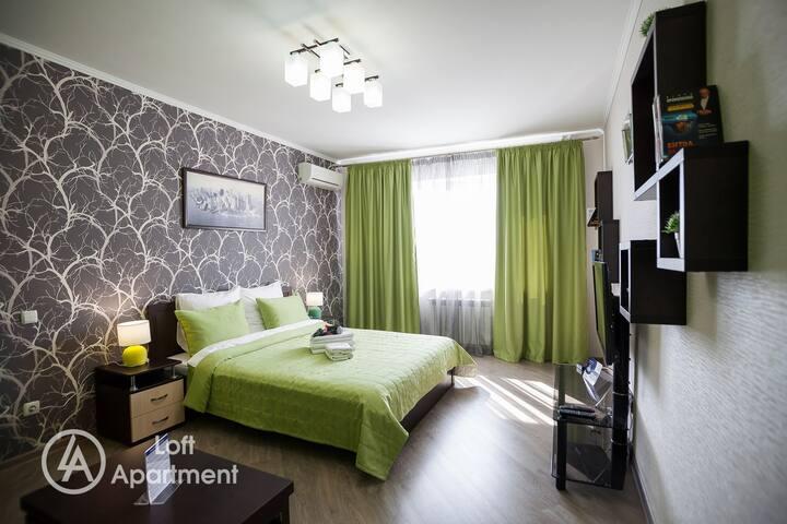 Loft Apartment/7 Lampovaya