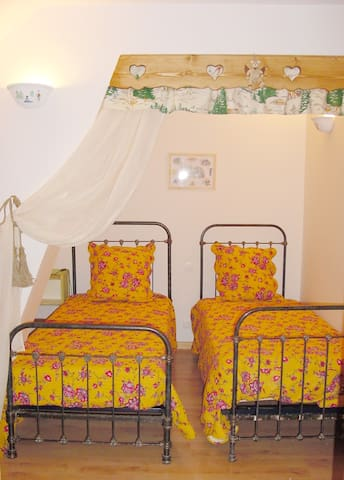Chambre Edelweiss pour famille