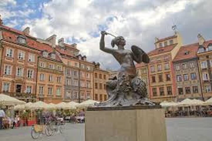 Guidebook for Warszawa