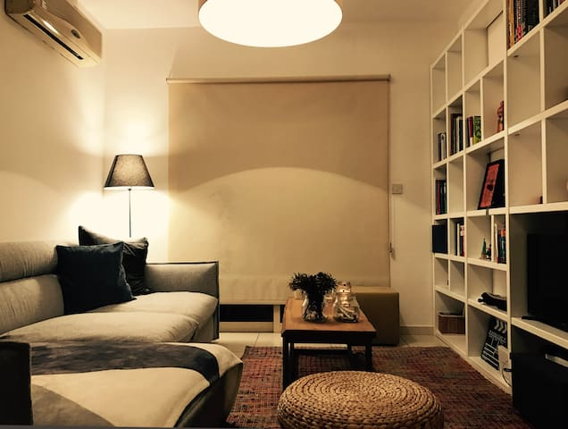 Cozy 1BR City Center Apartment! - Nicosia - Byt