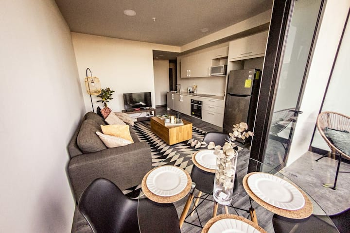 Stylish apartment near by the airport