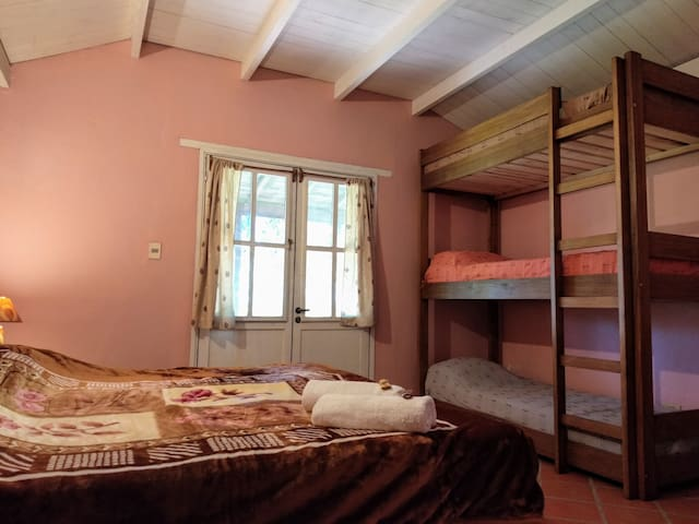 La Familia - one of our family/group rooms for up to 5 people