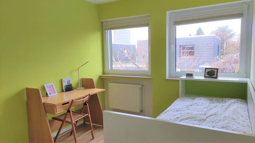 Convenient,newly renovated, single room 4 in house