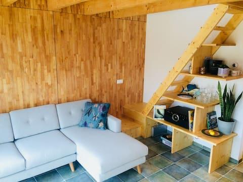 tiny-house Eilandhuisje op Terschelling, Oosterend