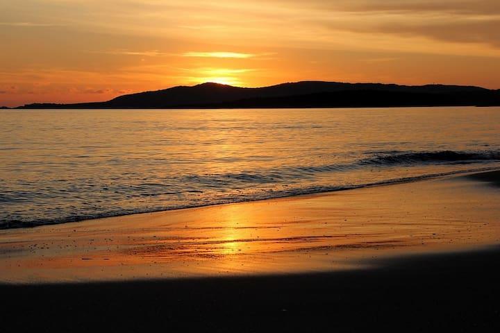 tramonto baccu mandara