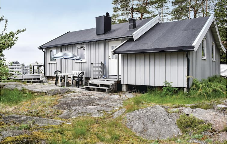 Holiday cottage with 2 bedrooms on 48m² in Rygge