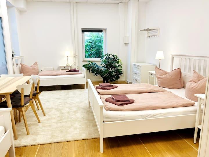 Stilvolles Apartment im Szeneviertel Neustadt