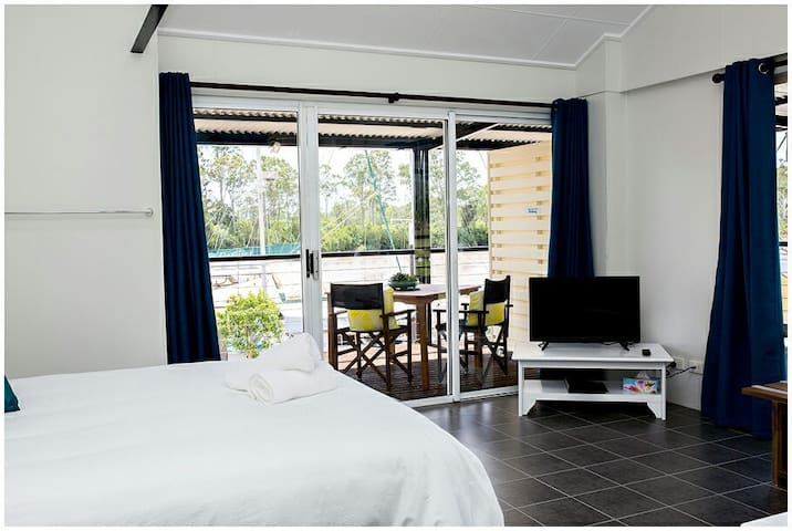 Room with a view - Maryborough - Bed & Breakfast
