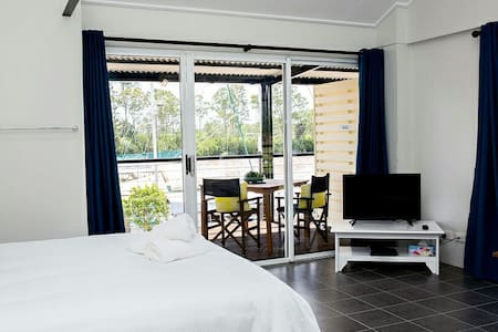 Room with a view - Maryborough