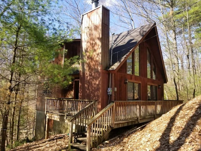 Quaint Chalet with access to Wild Acres Amenities