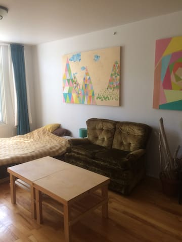 lovely apartment/wifi/furnished