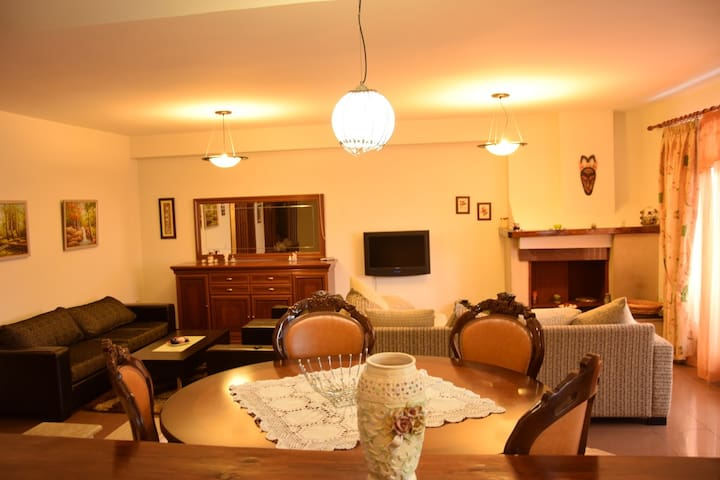 Big, bright, luxury in the modern center of Tirana - Tirana - Huoneisto