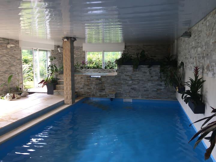 normandie,piscine,calme