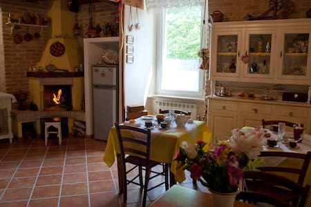 Matrimoniale in Antico Casolare del Borgo B&B - Bed & Breakfast