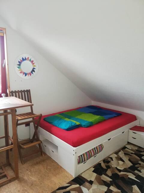 Gemütliches Zimmer in ruhiger Umgebung