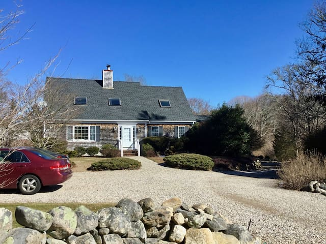 Lovely West Falmouth Cape House