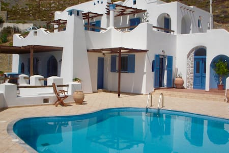 Waterfront Vacation Home, Greece - Kalimnos