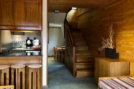Unique and charming apartment on top floor