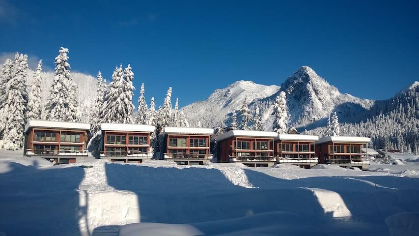 Mountainous Loft with gorgeous views to enjoy