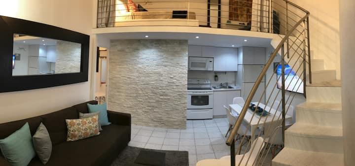Ground Penthouse, Loft + Room - Gladiolas II 2104.