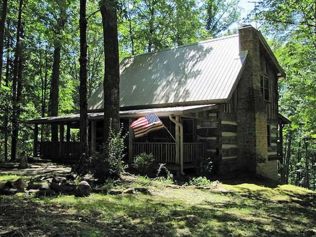 The Kelly Reed Cabin is a special piece of the past.