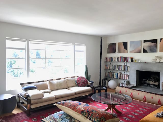Gorgeous designer pad in fabulous Silver Lake - Los Angeles - Apartment
