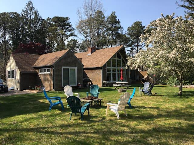 Brewster Retreat -  private setting