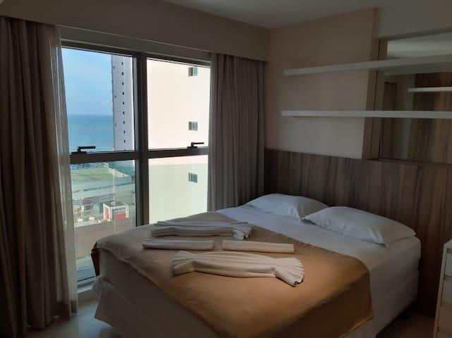Premium flat Ponta Negra Brisa 701
