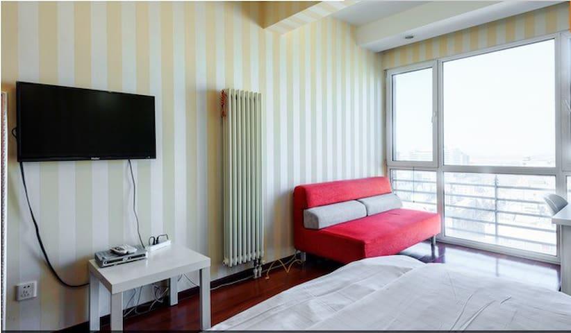 精品公寓 - 北京 - Lägenhet