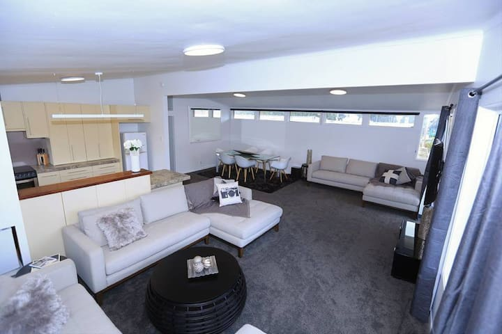 Mission Bay Apartments Private Family Room for 4 - Auckland - Flat