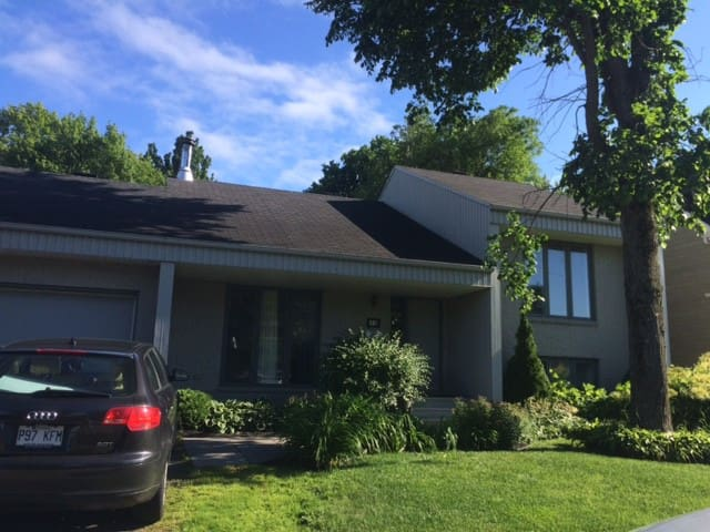 Beautiful cozy home ten minutes from Old Quebec - Ville de Québec - Casa