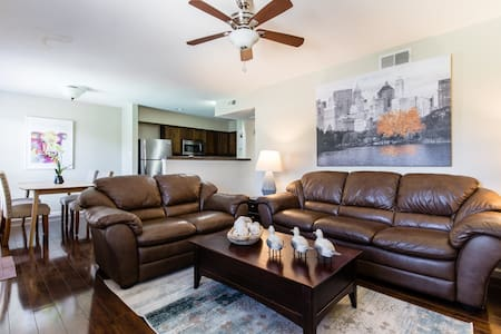 Great starting place for an enjoyable Dallas stay!