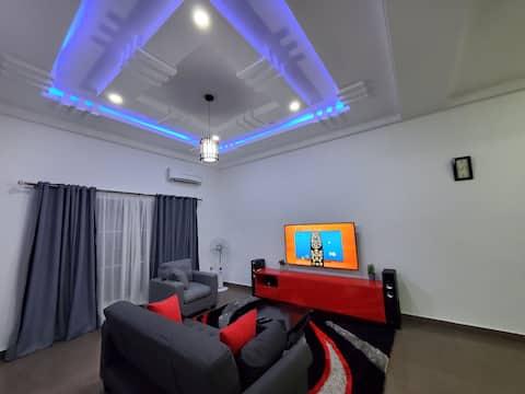 Auxano Service Apartment River Park Abuja