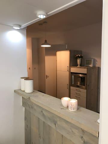 Groot en sfeervol appartement - Sneek - Appartement
