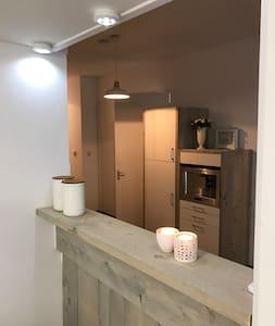 Groot en sfeervol appartement - Sneek - Lakás