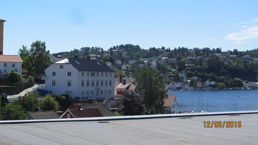 Arendalsuka - Liten leilighet sentralt i Arendal - Arendal - Pis